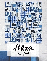 Hoffman Fabrics Spring 2019 Project Book by Hoffman California Fabrics