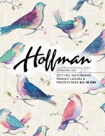 Hoffman Fabrics Fall 2017 Quilt Market Catalog & Projects by Hoffman California Fabrics
