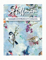 Hoffman Fabrics Summer 2019 Catalog by Hoffman California Fabrics