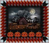 Patch & Haunted Starry Patch by