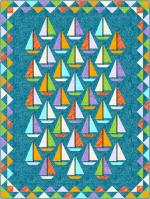 Scrap Happy Sailboats by