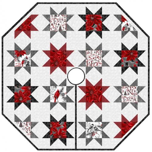 Variable Star Tree Skirt by