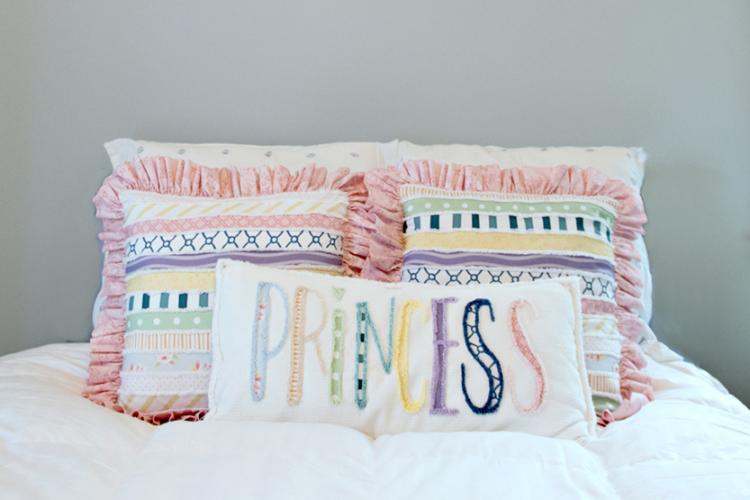 Pillows for a Princess by