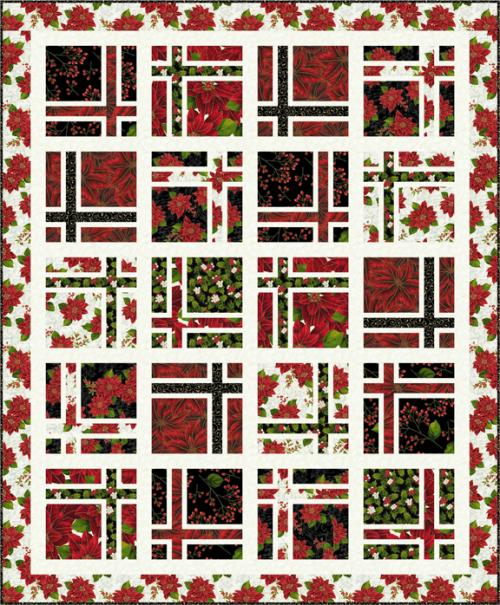 Poinsettia Perspective by