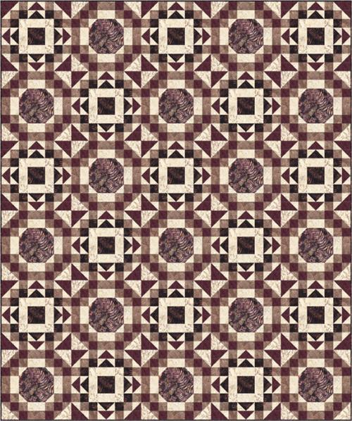 Bordeaux Tiling by