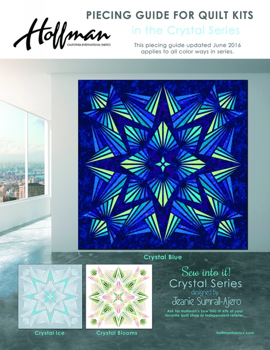Crystal Series Piecing Guide by