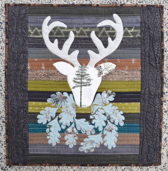 Rustic Refined Wall-Hanging by