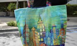 Skylines Big City Bag