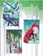 Into The Wild Setting Quilt by