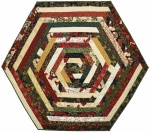 Jingle Pops Hexagon Topper by