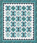 Mary May (Teal Silver) by